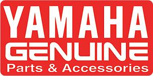 GENUINE YAMAHA 4XV-28328-30 GRAPHICS EMBLEM BRAND NEW 3M