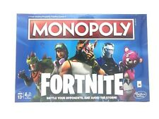 Fortnite Monopoly Board Game Limited Edition NEW - *In Stock*
