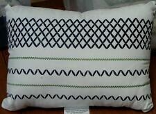 "Cannon 16"" x 12"" Decorative Pillow - Spencer - BRAND NEW WITH TAGS"