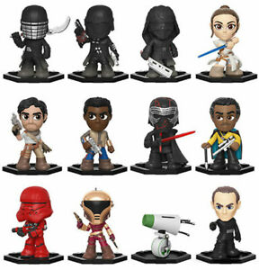 Star Wars Episode 9: The Rise Of Skywalker Funko Mystery Minis FREE SHIPPING