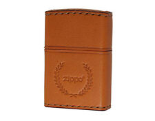 Zippo Leather CAMEL / LB-7 / Rare Model from Japan !