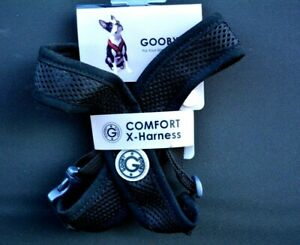 GOOBY COMFORT X HARNESS SIZE SMALL(5-9 LBS) CHEST INCH 12-16 NECK 10