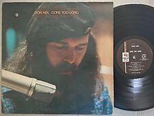 DISCO LP VINILE - DON NIX - GONE TOO LONG - 1976 CREAM CR-1001 USA EX-/VG+