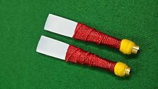 Highland Bagpipes Practice Chanter Syntactic Reeds/Practice Chanter Reeds 2 Pcs