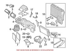 For BMW Genuine A/C Evaporator Core Front 64119361707