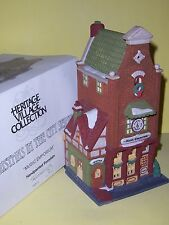 "DEPT 56 ""MUSIC EMPORIUM"" CHRISTMAS IN THE CITY"