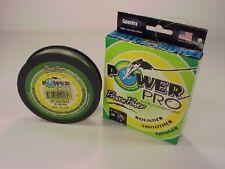 Power Pro Braided Spectra Line 30 lb x 300 yd Moss Green    (We ship worldwide!)