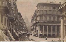 PHOTO PESENTI GENOVA ITALIA ITALIE / MILAN MILANO / 1894 CORSO VICTORIA