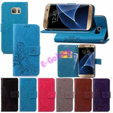 Étuis, housses et coques Pour Samsung Galaxy S6 edge en cuir pour téléphone mobile et assistant personnel (PDA) Samsung
