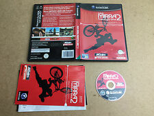 Dave Mirra Freestyle Bmx 2-Nintendo Gamecube (GC) tested/working Inglaterra PAL