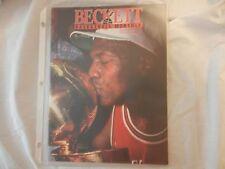 September 1991 Beckett Basketball #14 Michael Jordan Cover