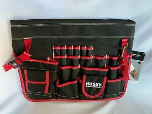 Husky Bucket Tool Organizer 48 Pocket Bucket Jockey Bucket Tool Bag 730 033 New