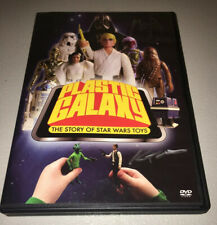 Plastic Galaxy:The Story of Star Wars Toys DVD VERY RARE OOP Autographed