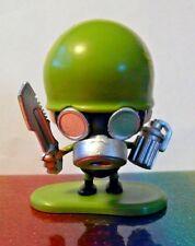 Awesome Little Green Men #4 SGT. DEALT-IT Green