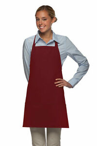 Daystar Aprons 1 Style 200XX criss cross three pocket bib apron ~ Made in USA