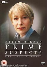 PRIME SUSPECT 6: THE LAST WITNESS (R2 DVD) (Helen Mirren/Ben Miles)