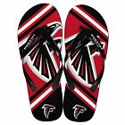 Atlanta Falcons NFL Football Team Big Logo Unisex Beach Flip Flop Sandals