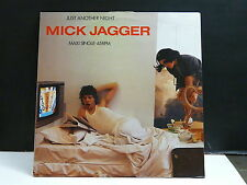 "MAXI 12"" Promo MICK JAGGER ( ROLLING STONES ) Just another night SAMP 97 Holland"