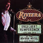 Live at the Riviera, Las Vegas by Engelbert Humperdinck (Vocal) (CD, Jun-1998, V