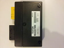 Peugeot 206 CC Roof ECU Control Unit TEXTON Part Number 9644337080