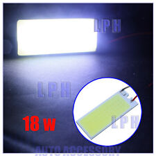 COB Chip LED 12V Car Interior Doom / Roof Light 12W ~ 18W - White Color