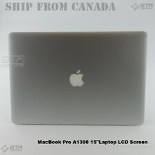 "Apple MacBook Pro A1398 2012 15""Laptop LCD Screen Complete Assembly"