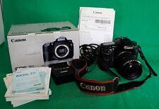 CANON EOS 7D SLR-DIGITALKAMERA 18 MEGAPIXEL EF 28-105MM SCHWARZ IN OVP_16266