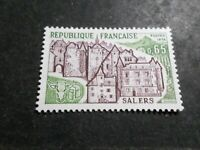 FRANCE 1974 timbre 1793, SALERS, TOURISTIQUE, neuf**, VF MNH STAMP