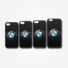 BMW Automobiles Carbon Look for APPLE iPhone 5 5S 5C 6 6S 7 Plus 8 Plus X Case