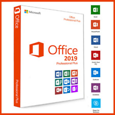 New ListingMicrosoft Office 2019 Professional Plus Retail Key 32/64-bit Lifetime Activation