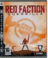 Red Faction Guerrilla (PS3 Nuevo)