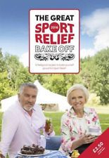 Great British Bake Off Team-Great Sport Relief Bake Off  (UK IMPORT)  BOOK NEW