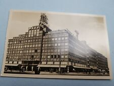 378 kobenhavn vesterport Denmark Ritz postcard