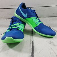 Nike Shoes Size 11.5 Zoom Forever XC 5 Spikes 904723-403 New Without Box NWOB