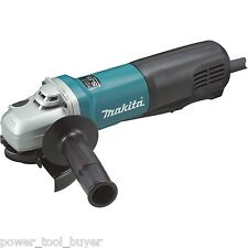 """Makita 9564P 4-1/2"""" Angle Grinder NEW Paddle Switch Corded 10 AMP Retail Package"""