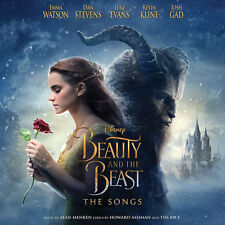 Beauty and The Beast Movie Soundtrack Vinyl Record Songs Motion Picture Album