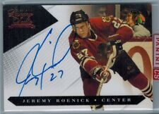 2010-11 Luxury Suite JEREMY ROENICK Auto #101/199