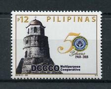 Philippines 2018 MNH DCCCO Multipurpose Coop Dumaguete 1v Set Cathedrals Stamps