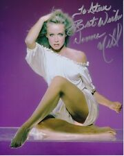 DONNA MILLS Autographed Signed Photograph - To Steve
