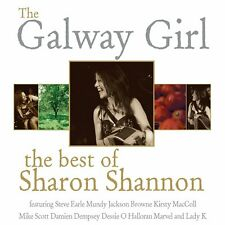 The Galway Girl: The Best of Sharon Shannon - Sharon Shannon [CD]