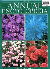 Annual Encyclopedia Book - Flowers, Plants, Trees, Shrubs, etc.