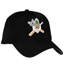 Ciego de Avila Tigres Baseball Cap Hat Black,Blue
