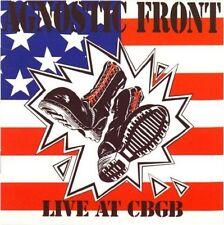 AGNOSTIC FRONT - Live At CBGB´S CD