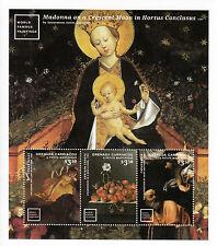 Grenada Grenadines 2014 MNH World Famous Paintings 3v MS Degas Caravaggio Stamps