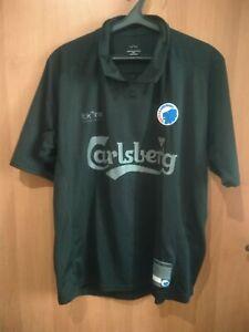 Kobenhavn Copenhagen FCK Line away shirt jersey trikot 02-03 season Size L