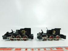 BG319-1# 2x Märklin H0/00 Fahrwerk für TM 800/3004 Dampflok/Tenderlok DB