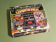 Chart Attack Amstrad CPC 5 Game Compilation - Gremlin