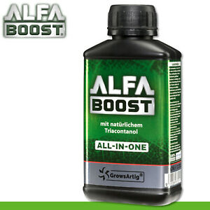GrowsArtig 250 ml Alfa Boost All-in-One mit natürlichem Triacontanol