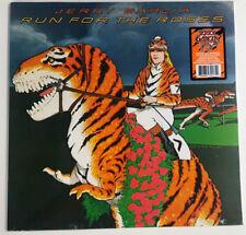 JERRY GARCIA Run For The Roses ORANGE BLACK MARBLED VINYL LP NEW SEALED RSD 2018