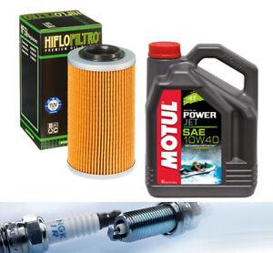 Inspektionskit Sea-Doo,Seadoo, Öl, Filter, Zündkerzen RXT 260, 255, RS